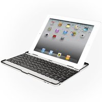 Клавиатура для iPad 4 / 3 / 2 Mobile bluetooth keyboard черная
