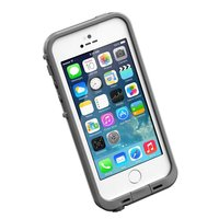 Защитный чехол для iPhone 5s / SE / 5 - LifeProof frē iPhone 5 Case White