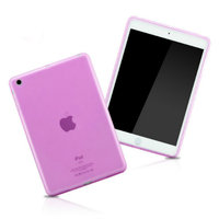 Силиконовый чехол для iPad Air 5 розовый Smart Silicone Back Cover Pink