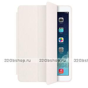 Белый чехол обложка Smart Case White для iPad mini 4