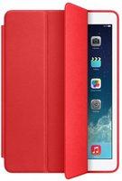 Чехол книжка для iPad Air 5 Smart Case красный
