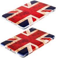 Чехол флаг Великобритании для iPad Air 5 - Jisoncase UK Retro Flag