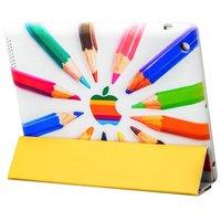 Чехол Jisoncase для iPad 4/ 3/ 2 карандаши