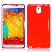 Силиконовый чехол для Samsung Galaxy Note 3 N9000 красный