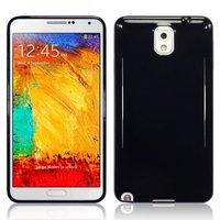 Силиконовый чехол для Samsung Galaxy Note 3 N9000 черный