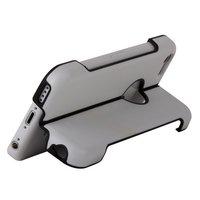 Чехол подставка для iPhone 5c белый - Foldable Stand Case for iPhone 5c White