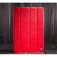Кожаный чехол HOCO для iPad Air (iPad5) красный - HOCO Crystal Leather Case for iPad Air Red