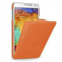 Чехол книга Art Case для Samsung Galaxy Note 3 SM-N9000 оранжевый
