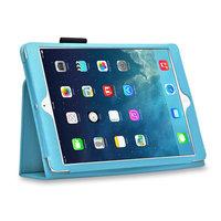Чехол книга Mobi Cover Smart для iPad Air 5 голубой