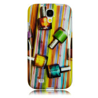 Чехол силиконовый для Samsung Galaxy S4 лак для ногтей