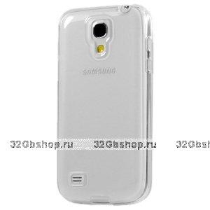 Прозрачный силиконовый чехол для Samsung Galaxy S4 Mini