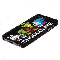Чехол накладка Love you для iPhone 5/5s / SE Chocoolate