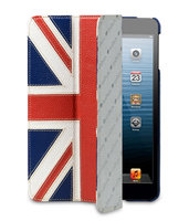 Чехол флаг Великобритании Melkco для iPad Air 5 - Melkco Premium Leather case The Nations Britain