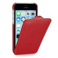Чехол книжка с откидным верхом Art Case для iPhone 5c красный