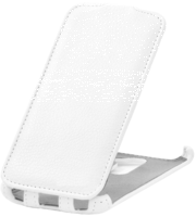 Чехол книга Armor Case для LG Optimus G2 D802 белый