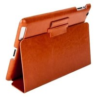 Чехол Mobi Cover для iPad 4/ 3/ 2 светло-коричневый