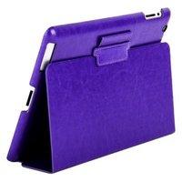 Чехол Mobi Cover для iPad 4/ 3/ 2 фиолетовый