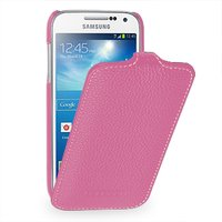 Чехол книжка Art Case для Samsung Galaxy S4 mini i9190 розовый