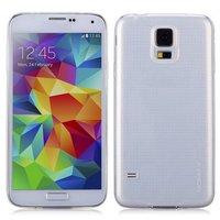 Прозрачный силиконовый чехол для Samsung Galaxy S5