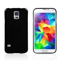 Силиконовый чехол для Samsung Galaxy S5 i9600  черный - Slim Silicone Case Black