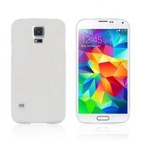 Силиконовый чехол для Samsung Galaxy S5 i9600 белый - Slim Silicone Case White