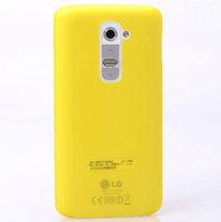 Ультратонкий желтый матовый чехол для LG Optimus G2 0.3mm Ultra Thin Slim Matte Case Yellow