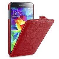 Чехол книга Art Case для Samsung Galaxy S5 SM-G900F / SM-G900I красный