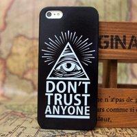 Чехол накладка для iPhone 5s / SE / 5 Eye