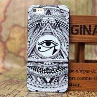 Чехол накладка для iPhone 5s / SE / 5 Eye глаз