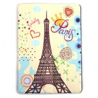Чехол книга для iPad Air - Mobi Cover Smart Case Эйфелева башня Париж
