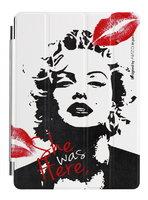 Накладка шторка чехол Anzo Smart cover для iPad 5 Air Marilyn Monroe