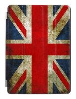 Накладка шторка чехол Anzo Smart cover для iPad 5 Air Great Britan флаг Великобритании
