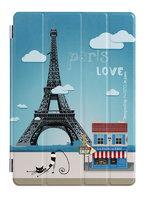 Накладка шторка чехол Anzo Smart cover для iPad 5 Air Paris Париж