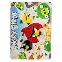 Чехол Jisoncase для iPad Air 5 Angry Birds