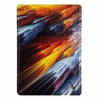 Чехол Jisoncase для iPad Air 5 огонь и вода