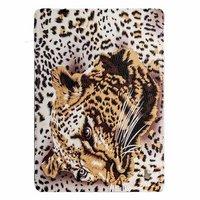 Чехол Jisoncase для iPad Air 5 - леопард