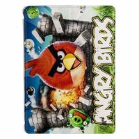 Чехол Jisoncase для iPad Air 5 - Angry Birds