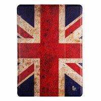Чехол Jisoncase для iPad Air 5 - Британский флаг