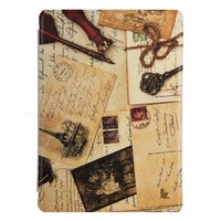 Чехол Jisoncase для iPad Air 5 - открытки и конверты