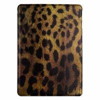 Чехол Jisoncase Leopard Pattern для iPad Air 5 леопард