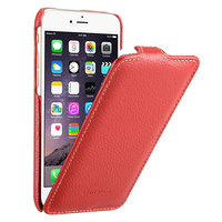 "Красный кожаный чехол Melkco для iPhone 6 / 6s Air - Melkco Leather Case for iPhone 6 / 6s 4.7"" Jacka Type Red"