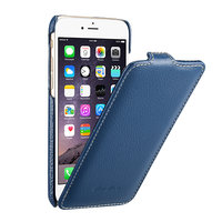 "Синий кожаный чехол Melkco для iPhone 6 / 6s - Melkco Leather Case for iPhone 6 / 6s 4.7"" Jacka Type Blue"