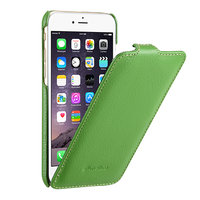 "Зеленый кожаный чехол Melkco для iPhone 6 / 6s - Melkco Leather Case for iPhone 6 / 6s 4.7"" Jacka Type Green"