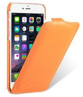 "Оранжевый кожаный чехол Melkco для iPhone 6 / 6s - Melkco Leather Case for iPhone 6 / 6s 4.7"" Jacka Type Orange"