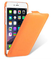 "Оранжевый кожаный чехол Melkco для iPhone 6 / 6s - Melkco Leather Case for iPhone 6 / 6s 4.7"" Jacka Type Orange"