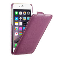 "Фиолетовый кожаный чехол Melkco для iPhone 6 / 6s - Melkco Leather Case for iPhone 6 / 6s 4.7"" Jacka Type Purple"