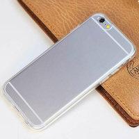 """Матовый силиконовый чехол для iPhone 6 / 6s 4.7"""" белый - Matte Silicone Case White"""