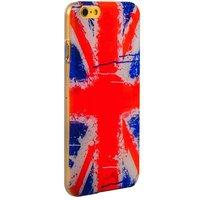"Чехол для iPhone 6 Plus / 6s Plus (5.5"") британский флаг - GB Flag Pattern Soft Case"