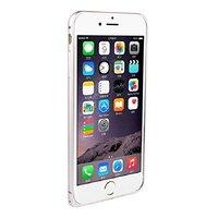 Серебряный алюминиевый бампер для iPhone 7 Plus