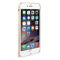 Золотой алюминиевый бампер для iPhone 7 Plus